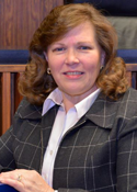 Photo of City Clerk Camilla Pitman