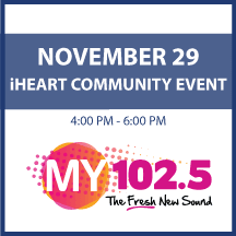 iHeart media Community Event November 29