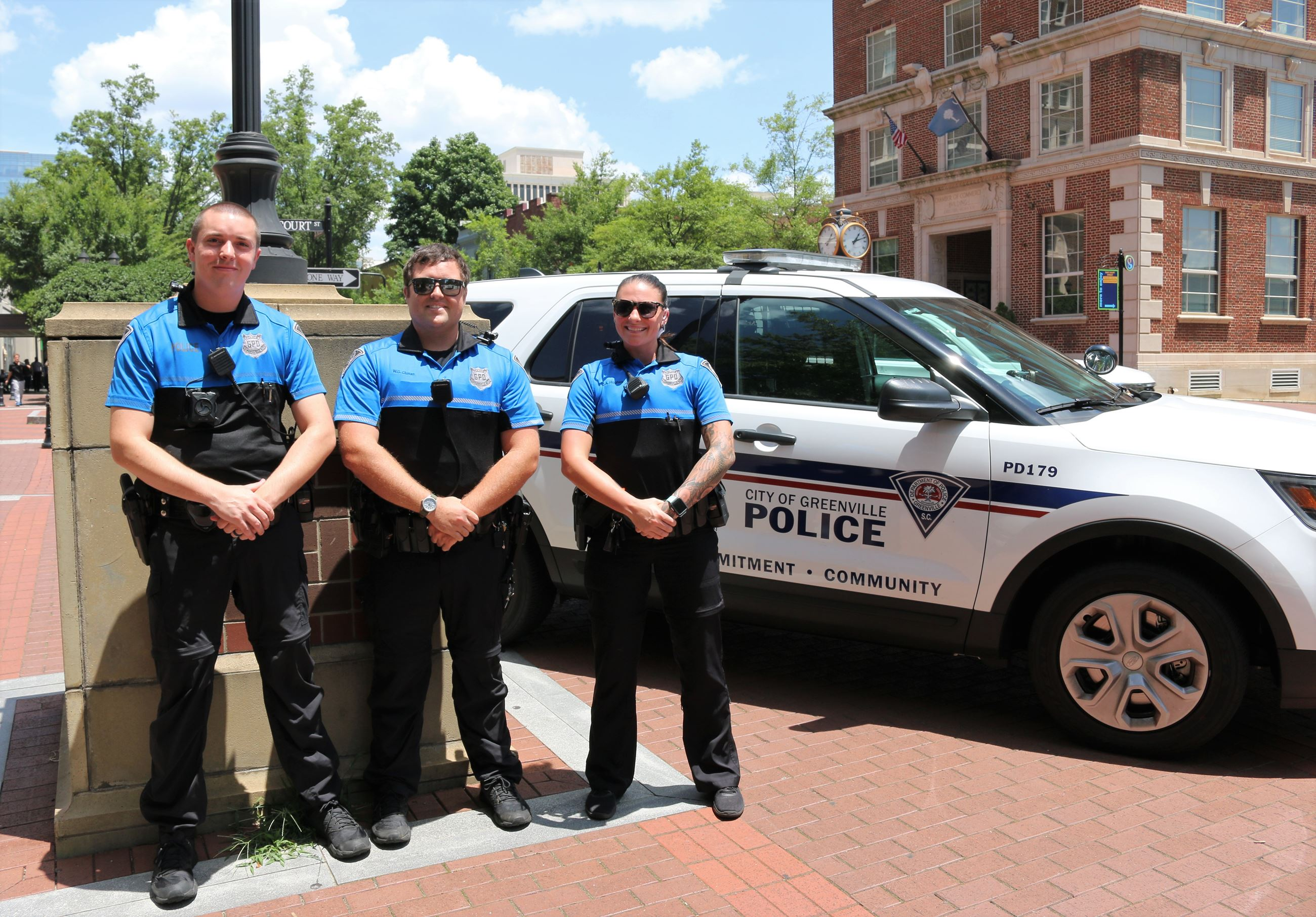 Police Department | Greenville, SC - Official Website